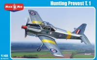 Самолет Hunting Provost T.1