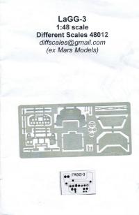ФТД ЛаГГ-3 ранних серий