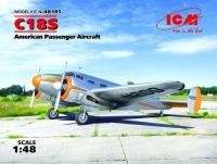 C18S, Американский пассажирский самолет