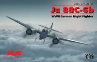Ju 88С-6b, Германский ночной истребитель WWII