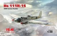 He 111H-16, Германский бомбардировщик WWII