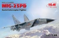 МиГ-25ПД Советский истребитель-перехватчик