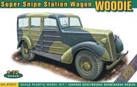 Super Snipe Station Wagon WOODIE
