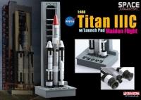 Космический аппарат Titan IIIC w/Launch Pad Maiden Flight