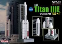 """Космический аппарат Titan IIIE w/Launch Pad """"SLC-41"""""""