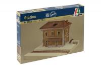 Диорама RAIL STATION