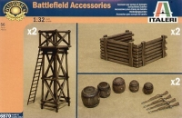 ARTILLERY POSITION ACCESSORIES