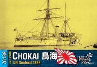 "Канонерская лодка IJN ""Chokai"", 1888 г."