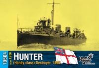Английский миноносец «Hunter» (Handy-class), 1895 г.