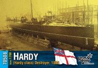 Английский миноносец «Hardy» (Hardy-class), 1895 г.