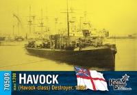 Английский миноносец «Havock» (Havock-class), 1894 г.