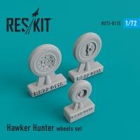 Колеса Hawker Hunter