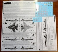 Декаль Сухой Су-33 операция в Сирии