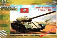 Советский средний танк Т-54 1948 г.