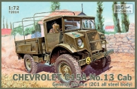 Chevrolet C.15A No.13 Cab General Service (2C1 all steel body)