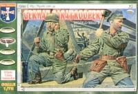 Немецкие парашютисты WW2