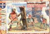 Средневековые осадные войска