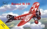 Самолет Bristol M1D