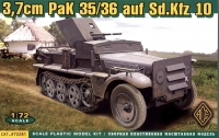 САУ 35 мм PaK 35/36 auf Sd.Kfz 10
