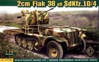 САУ 2 см Flak 38 sfl SdKfz.10/4