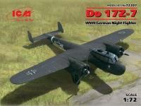 Do 17Z-7, Германский ночной истребитель WWІІ