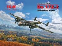 Do 17Z-2, Бомбардировщик ВВС Финляндии WWII
