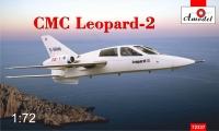 Легкий скоростной самолет CMC Leopard-2