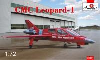 Легкий скоростной самолет CMC Leopard-1