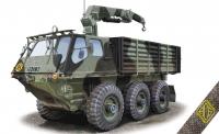 Автомобиль FV-623 Stalwart Mk.2 с краном-манипулятором