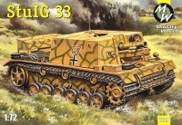 Немецкая САУ StuIG33