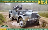 Машина зенитного прикрытия Kfz.4