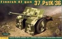 Финская ПТ пушка 37 PstK/36
