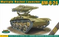 Ракетная установка БМ-8-24 Катюша на шасси Т-60