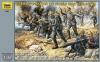 Немецкая пехота Первой мировой войны 1914-18 гг.