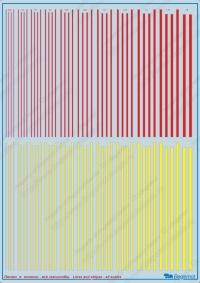 Полосы и линии