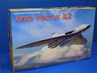 Стратегический бомбардировщик Avro Vulcan B.2