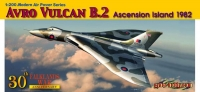 Стратегический бомбардировщик Avro Vulcan B.2 Ascension Island