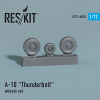 "A-10 ""Thunderbolt"" Колеса"