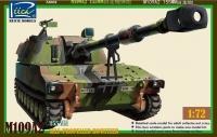 Американская самоходная 155 мм гаубица M109A2