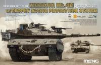 Израильский танк Merkava Mk.4m W/Trophy Active