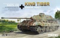 Немецкий танк Sd.Kfz.182 King Tiger (Porsche Turret)