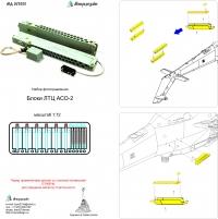 Блоки тепловых ловушек ЛТЦ типа АСО-2