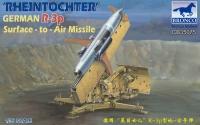 Ракета Rheintochter German R-3p Surface-to-Air Missile