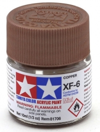 XF-6 Copper