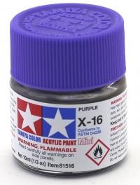 X-16 Purple