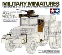 U.S. 2 ½ Ton 6x6 Truck Accessory Set