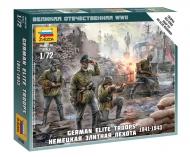 Немецкая элитная пехота 1941-1943 гг.