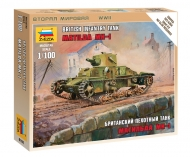 Британский танк Матильда Mk-1