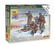 Советская пехота 1941-1943 гг. (зима)