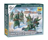 Немецкая пехота 1939-1942 гг. (зима)